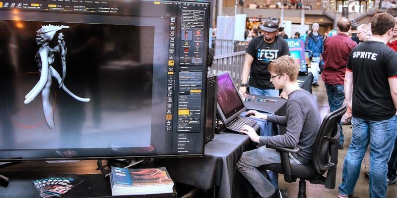 Play Indie Games at iFEST 2017