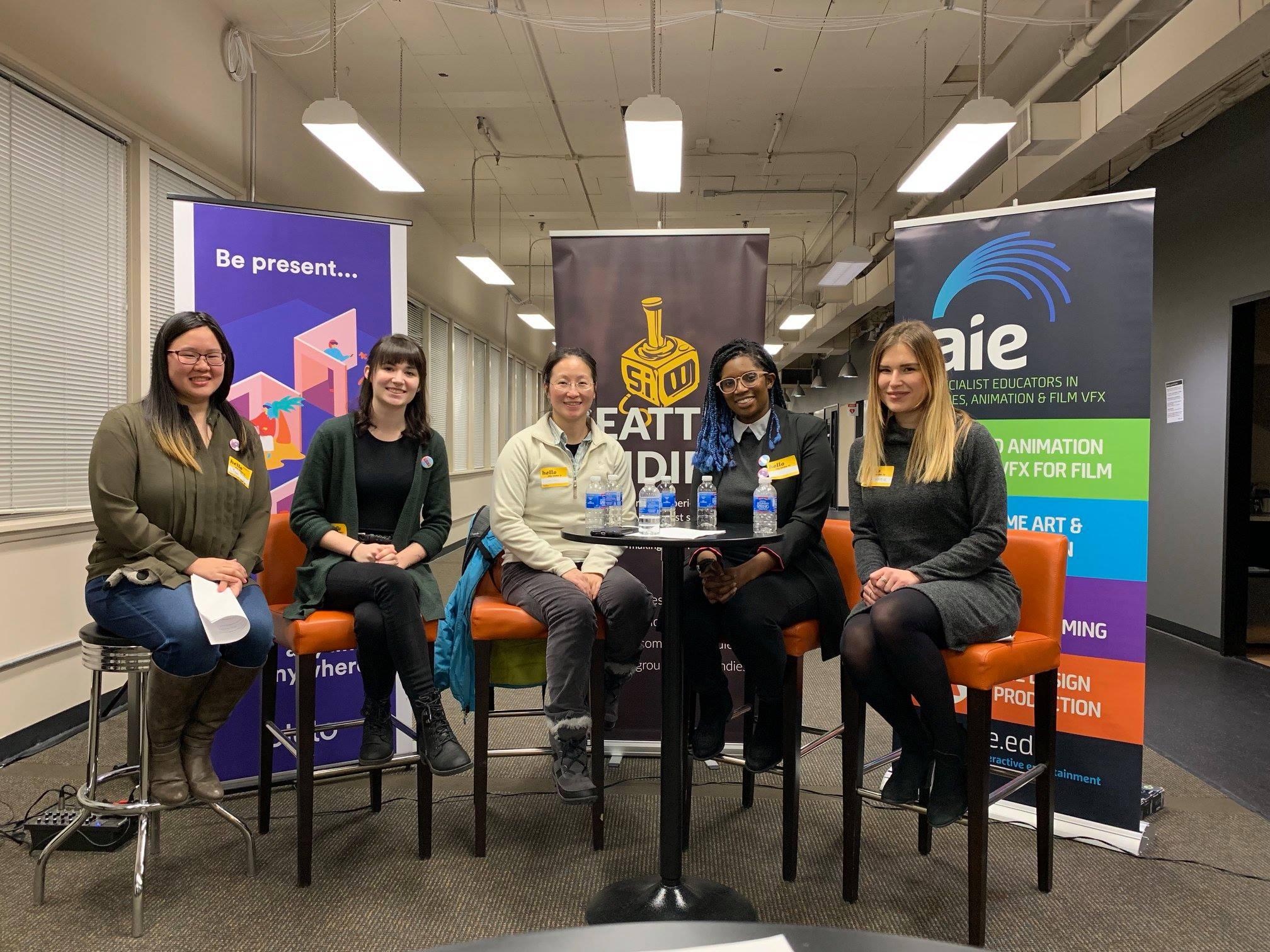Diversity Collective Panel | AIE