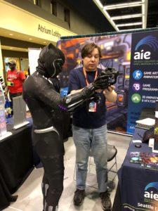 Emerald City Comic Con 01 | AIE