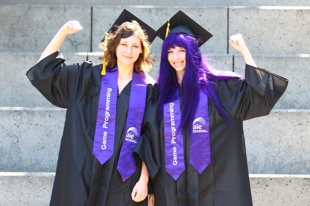 Seattle Graduation Ceremony 2019   AIE