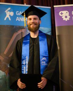 Seattle Graduation Ceremony 02 | AIE
