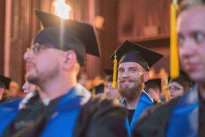 Seattle Graduation Ceremony 01 | AIE