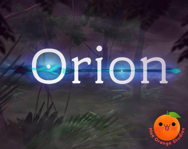 Orion Logo - Artcade Student Project | AIE