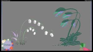 Detox Game Concept Art 02 - Artcade Student Project | AIE