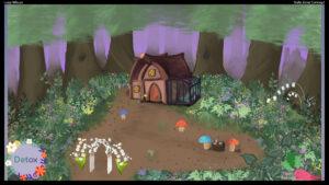 Detox Game Concept Art 05 - Artcade Student Project | AIE