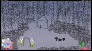 Detox Game Concept Art 06 - Artcade Student Project | AIE