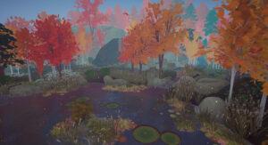 First Frost Screenshot 06 - Artcade Student Project | AIE