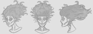 Sound Asleep Concept Art 03 - Artcade Student Project | AIE