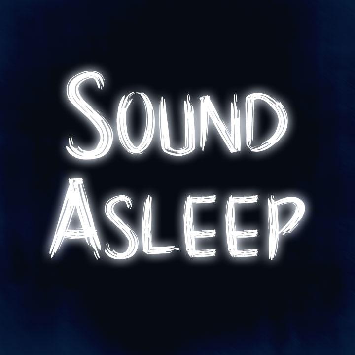 Sound Asleep Logo - Artcade Student Project | AIE