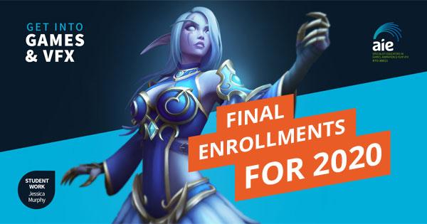 Final Enrolments 2020 Feature Image | AIE